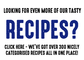 All of our recipes in one place!