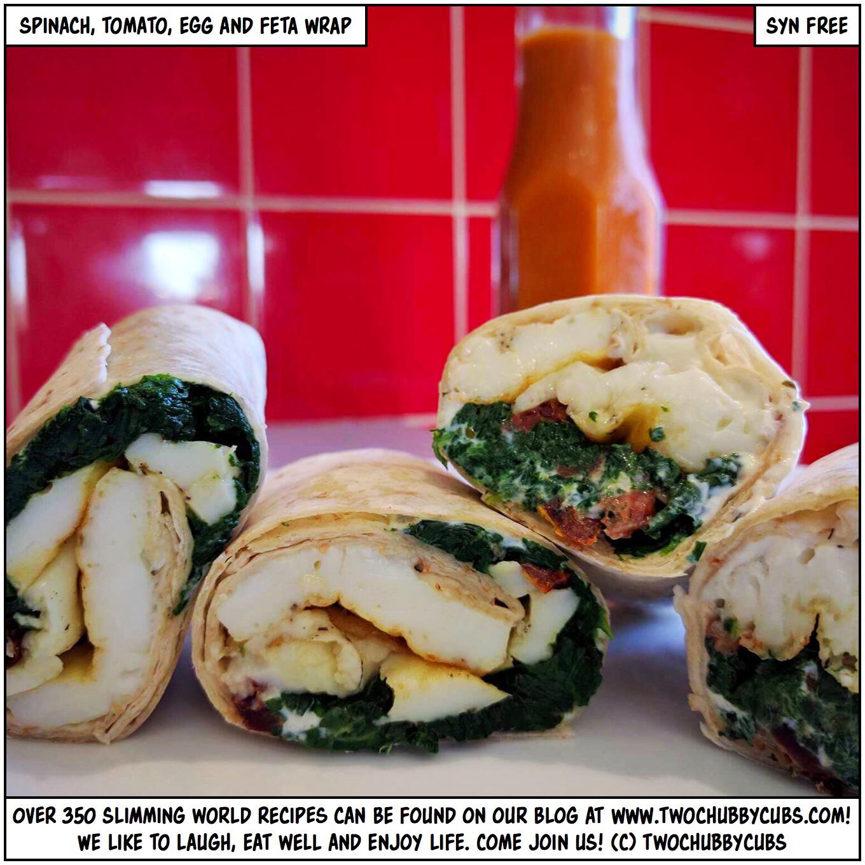 egg wrap slimming world