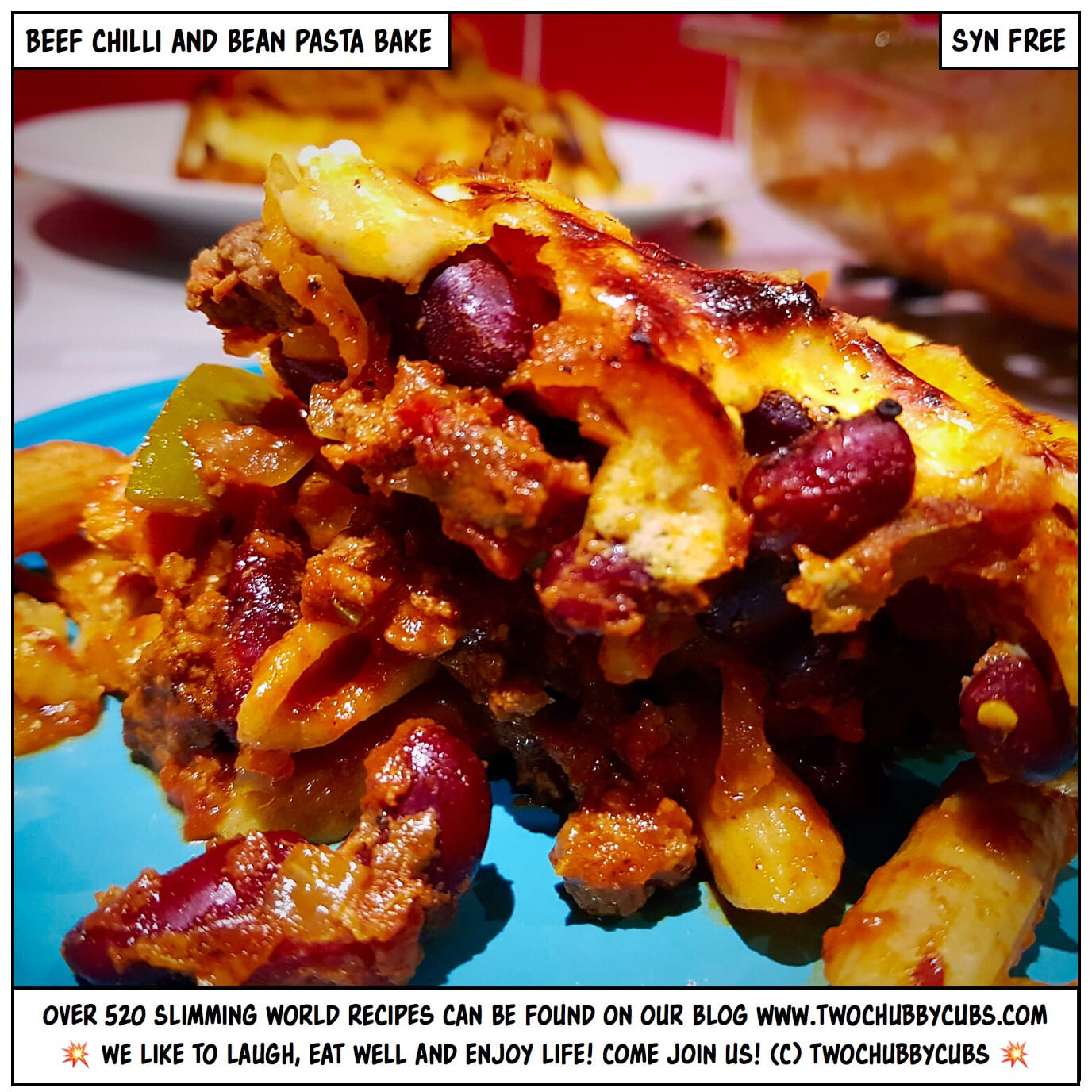 beef chilli and bean pasta bake - canny winter food ...
